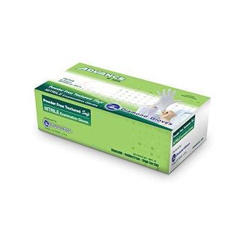 White Nitrile Examination Powder Free Gloves (Medical), 1000pcs/Case - 10 Boxes, (Latex Free) (CE, FDA) (Maximum Protection) - FREE SHIPPING, BIG SAVINGS AND GOOD DEALS