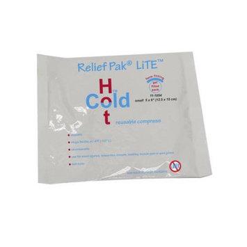 F.e.i. Relief Pak Lite reusable hot/cold pack, 5 x 6