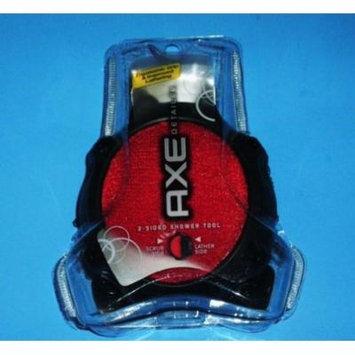Axe Detailer 2-Sided Shower Tool Men's Gift New