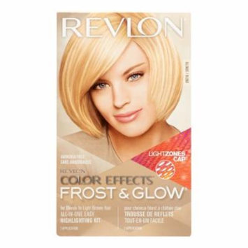 Revlon Colorsilk Color Effects Frost and Glow Highlights, Blonde (Pack of 6)