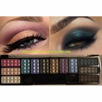 Eye Shadow Makeup Cosmetic 12 Color Shimmer Matte Eyeshadow Palette & brush Set