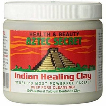 Aztec Secret Natural Indian Deep Pore Cleansing Facial Healing Clay Mask (1 LB)