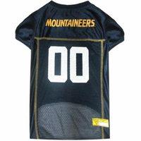 West Virginia Mountaineers Dog Jersey
