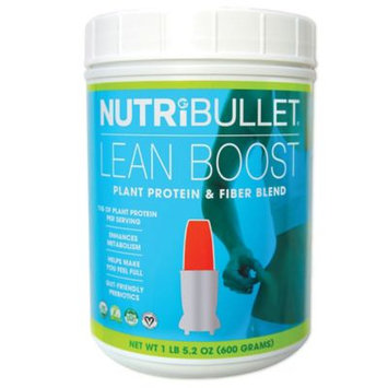 NutriBullet Lean Boost Protein Powder, Multicolor