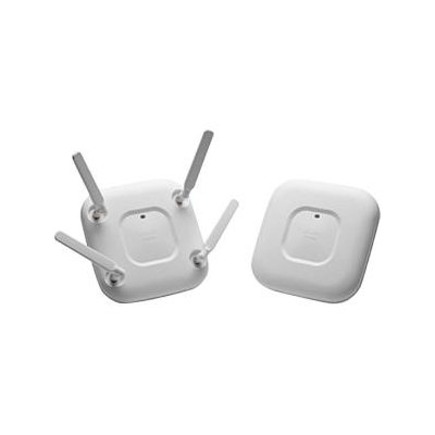 Cisco Aironet 2702I IEEE 802.11ac 1.27 Gbit/s Wireless Access Point - 2.40 GHz, 5 GHz - MIMO Technology - Beamforming Technology - 2 x Network (RJ-45) - PoE Ports - Ceiling Mountable