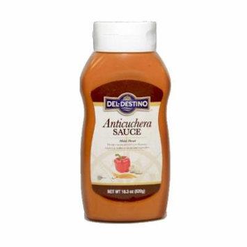 Anticuchera Pepper Sauce by Del Destino (18.5 ounce)