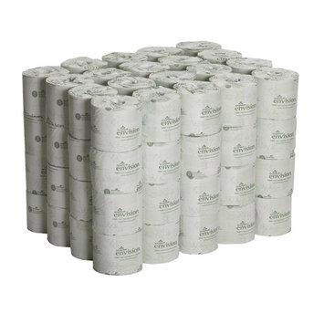 Georgia-Pacific qsKrmx Two-Ply Bathroom Tissue 160 Rolls