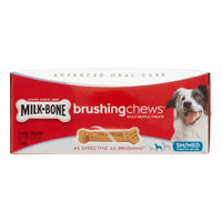 Milk Bone Brushing Chews Small Medium Daily Dental Treats for Dogs