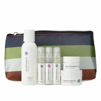 Apothederm - Deluxe Travel Kit