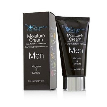 Men Moisture Cream - Hydrate & Soothe - For Normal & Dry Skin 2.5oz