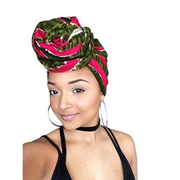 Abeo multicolor African Headwrap