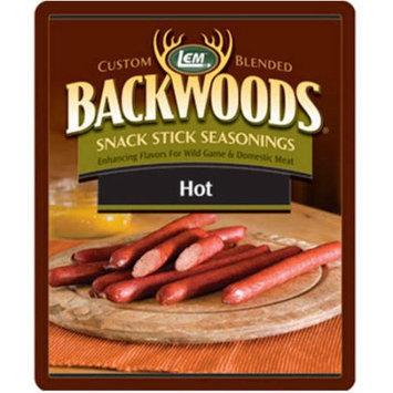 LEM Products Backwoods Snack Sticks Sausage Seasonings - Hot - 5 lbs.