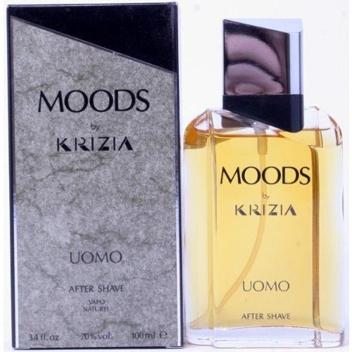 Moods For Men By Krizia - After Shave Spray 3.3 Oz
