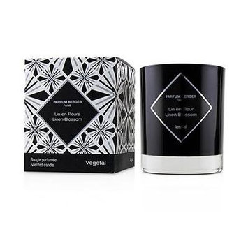 Graphic Candle - Linen Blossom 7.4oz