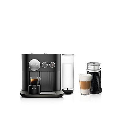 Nepresso® Expert & Milk By Breville Espresso Maker in Black