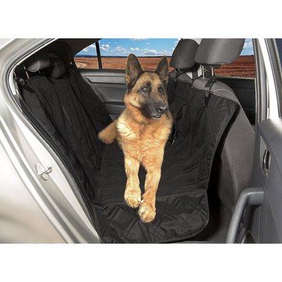 Hammock Dog Car Seat Cover for Cars, SUVs and Trucks - Waterproof Highly Protective Nonslip Pet Seat Cover with Seat Anchors