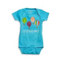 Sara Kety® Cotton Bodysuit in Bright Turquoise
