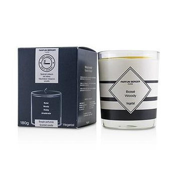 Functional Scented Candle - Neutralize Tobacco Smells (Woody) 6.3oz