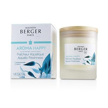 Scented Candle - Aroma Happy (Eugenia) 6.3oz