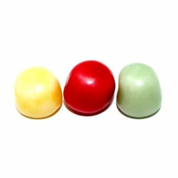 Candy People, Small Fruit Chews (Frukttoppar) (3 Lbs)