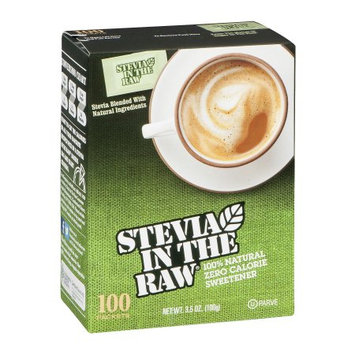 Stevia In The Raw Sweetener, 100 CT
