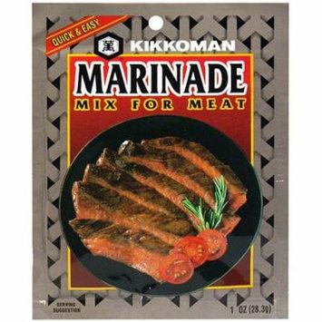 Kikkoman Marinade For Meat, 1 oz (Pack of 24)