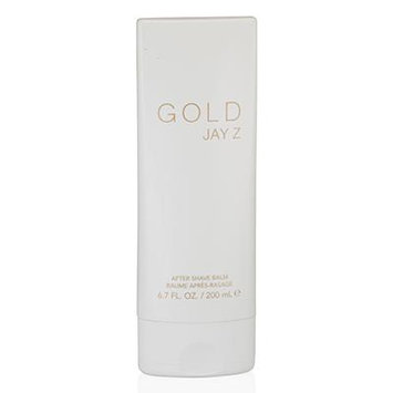 JAY Z GOLD JAY Z AFTER SHAVE BALM 6.7 OZ (200 ML) Men