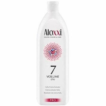 ALOXXI H2O2 CREME ACTIVATOR 7 VOLUME 2 % 33.8 OZ LITER