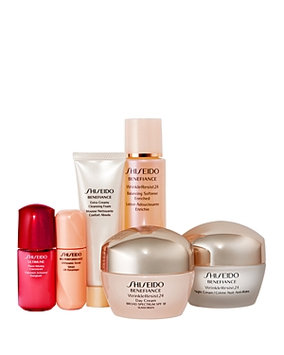 Shiseido Timeless Day & Night Collection