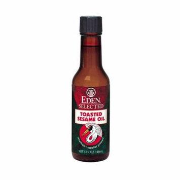 Eden Foods Toasted Sesame Oil 5 oz Bottles - Pack of 3