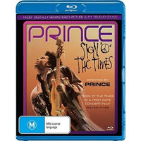 Alliance Entertainment Llc Sign O The Times (blu-ray Disc)