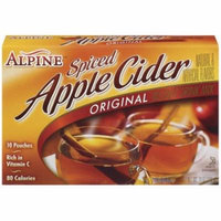 Spiced Apple Cider Instant Drink Mix (Pack of 10)