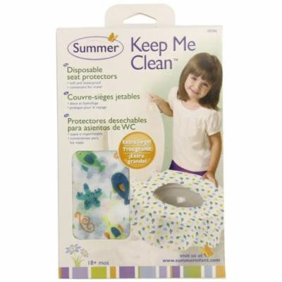 Summer Infant Keep Me Clean Disposable Potty Protectors, 20 Count , New, Free Sh