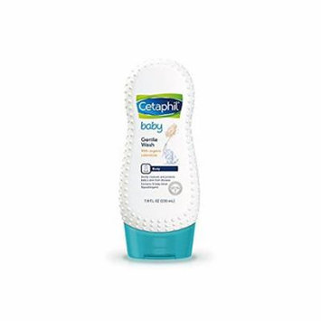 Cetaphil Baby Gentle Wash with Organic Calendula, 7.8 Ounce - 2 Pack