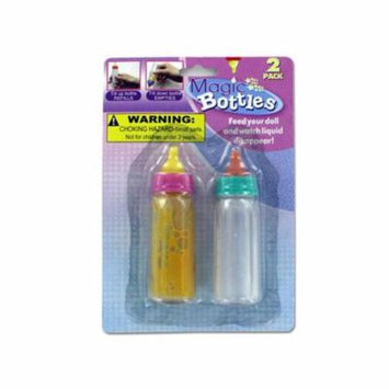 Magic toy baby bottles - Pack of 48