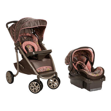 S1 by Safety 1st Aerolite LX Premiere Travel System Stroller - Chelsea