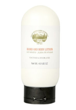 Falls River Soap Company Complete Hand and Body Lotion, All Natural Jojoba Oil infused Moisturizing goodness which Shoothes and Hydrates your skin, 4 FL OZ