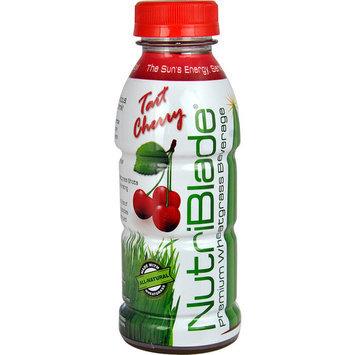 NutriBlade Premium Wheatgrass Beverage Organic Tart Cherry -- 12 fl oz