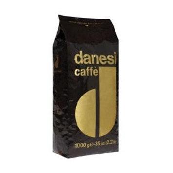 Danesi Doppio Quality Espresso Coffee Beans 2.2 lbs Bag
