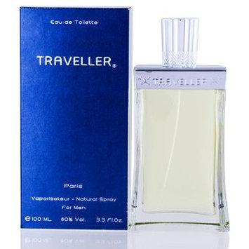 TRAVELLER PARIS BLEU EDT SPRAY 3.3 OZ (100 ML) Men