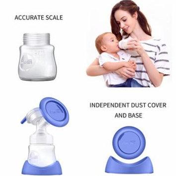 Women Feeding Manual Breast Milk Pump Baby Nipple Pump Bisphenol A Free Breast Pump Baby Food Grade Pp