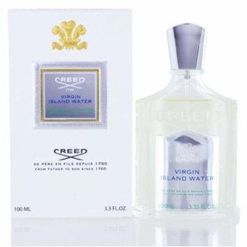 CREED VIRGIN ISLAND WATER CREED EDP SPRAY 3.3 OZ (100 ML) Unisex