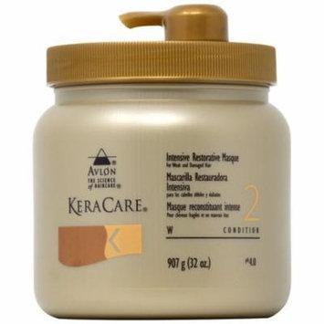 Avlon Keracare Intensive Restorative Masque with Pump 32oz