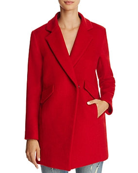 dRA Onna Single-Snap Coat