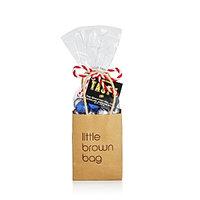 Bloomingdale's Little Brown Bag Blue & Silver Chocolate Foil Balls