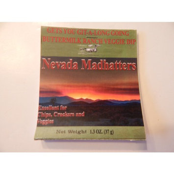 Nevada Madhatters Dip Gets Your Git-along Going Buttermilk Ranch Veggie Dip