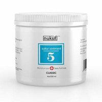 NUKSIT 5% Sulfur Ointment - Traditional Formula - Acne & Skin Care - 4 oz