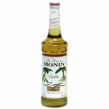 Monin - Monin Vanilla Flavored Syrup 25.36 oz 200930 4 PACK SD