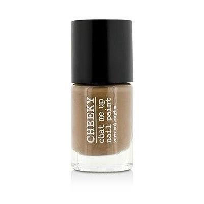 Cheeky Chat Me Up Nail Paint The Feeling's Neutral 10Ml/0.33Oz