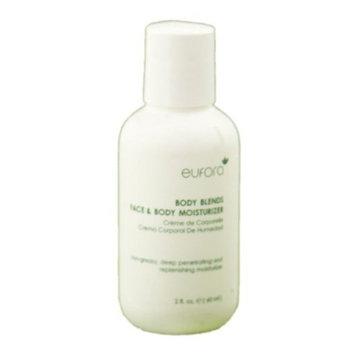Eufora Body Blends Face and Body Moisturizer, 2 oz / travel size